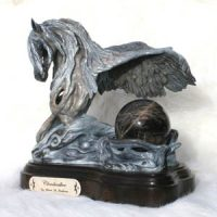 Bronze by Diane M Anderson