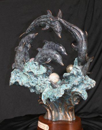 Bronze by Diaen M Anderson