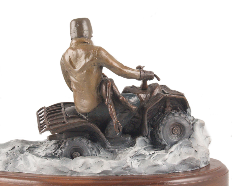 Bronze by Diane M. Anderson