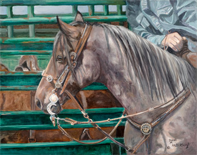 Paintings by Diane Anderson